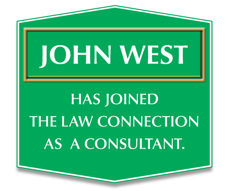 John West - The Law Connection